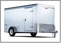 Utility Cargo Trailer (3/6)