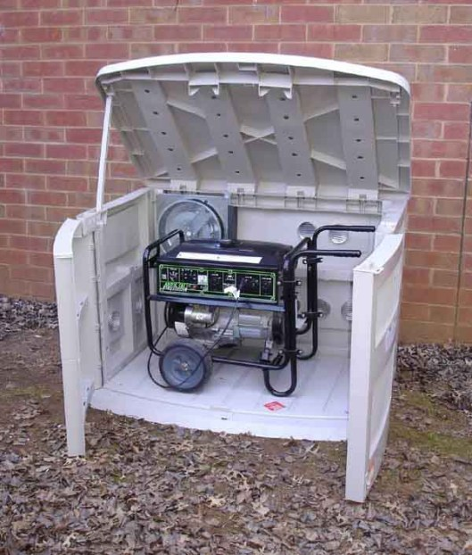 Dalama How To Build A Small Generator Shed