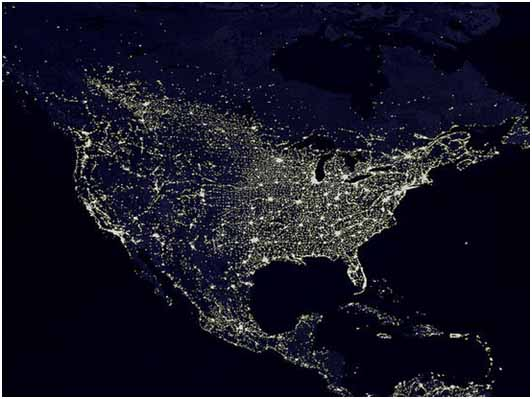 Shhhh! People without electricity are also without