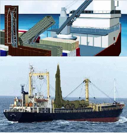 EMP scenario ship-launcher