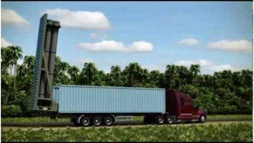 EMP scenario truck