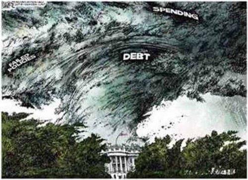brink gov debt