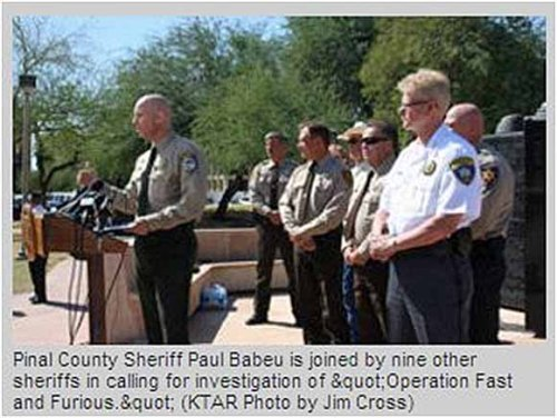 Record sheriffs