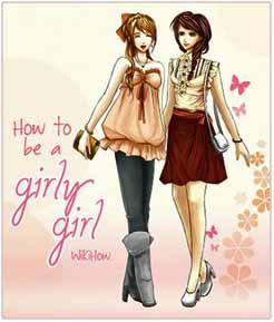 women girlie