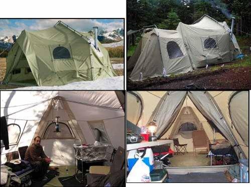tent big horn 12x14