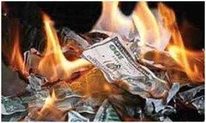 theroad money burn