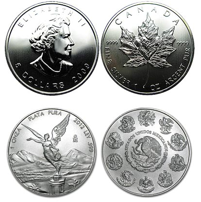 GE silver coin