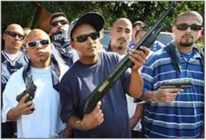 shtf then gangs