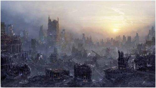 post collapse city