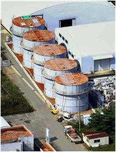 fukushima leaky tank
