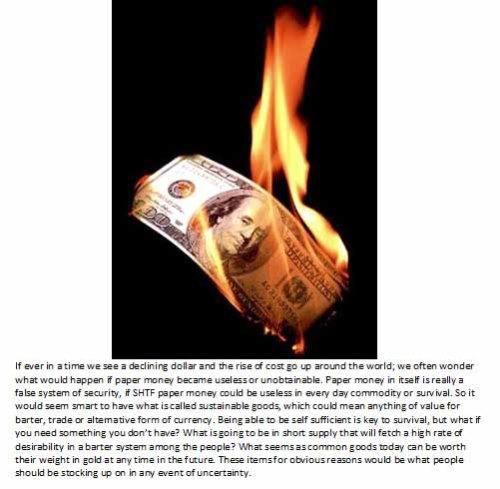 gettin by dollar burns