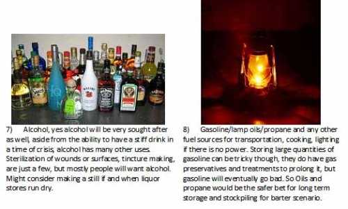 gettin by liquor light