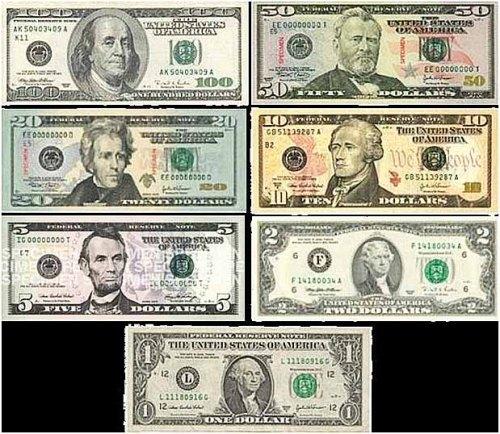 bad dollar currency