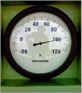 heat 100F