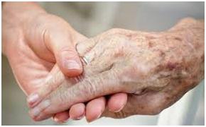 elder hand