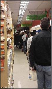 non prep shop line
