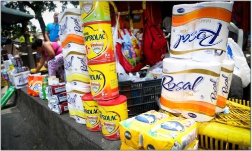Venesuela vendor
