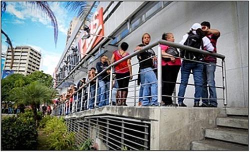 Venesuela2 queue