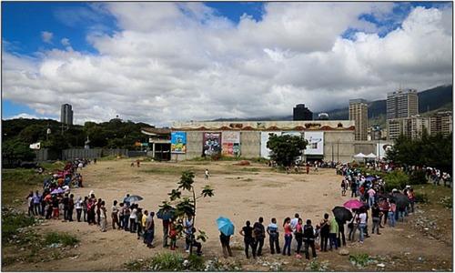 Venesuela3 queue