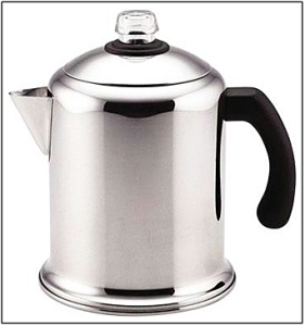 Faberware 8 cup coffee percolator